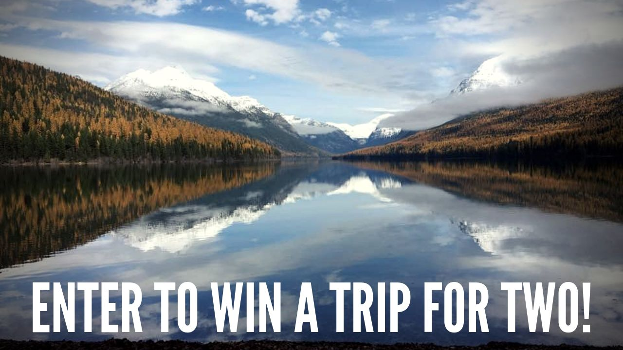 Win a National Park Trip for 2 with Austin Adventures