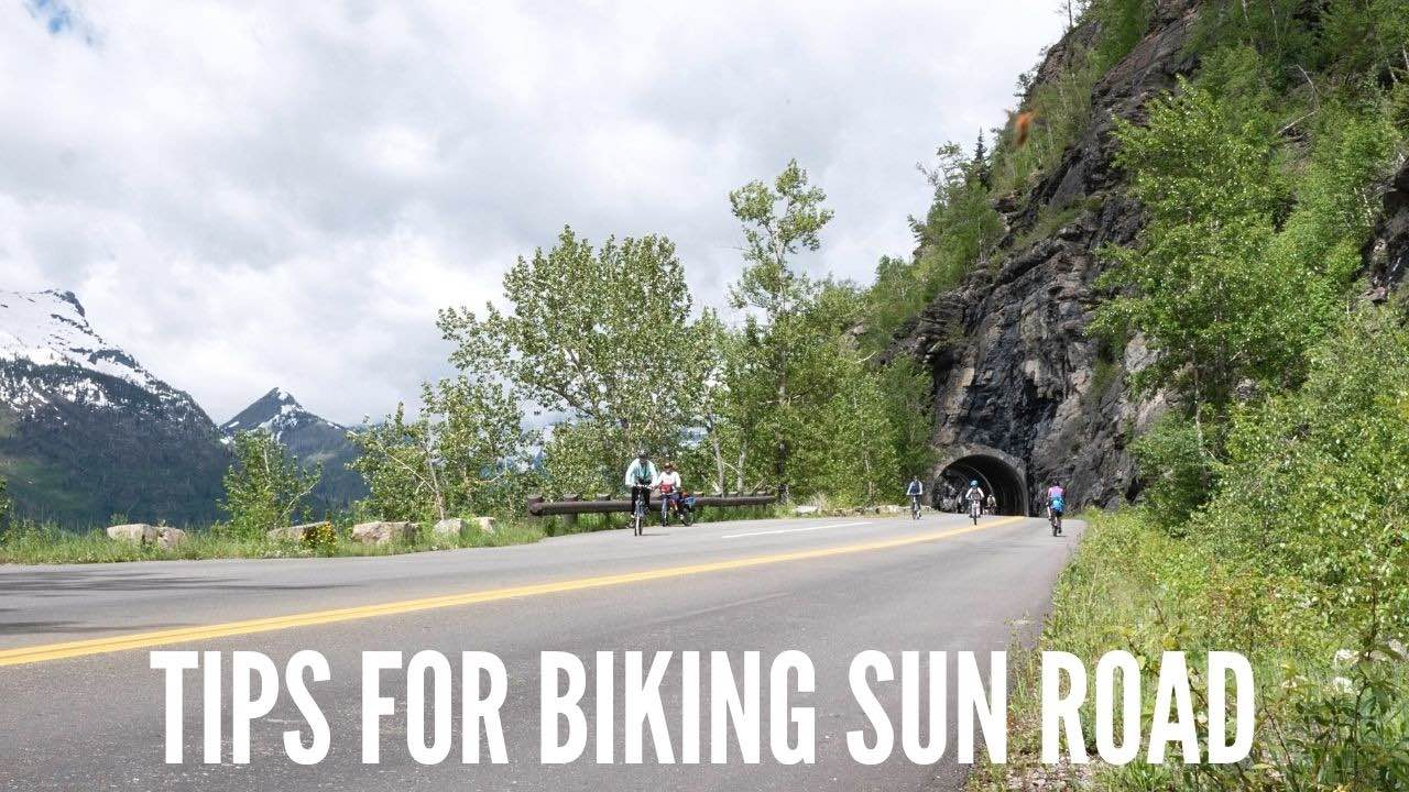 Tips for Biking Going to the Sun Road