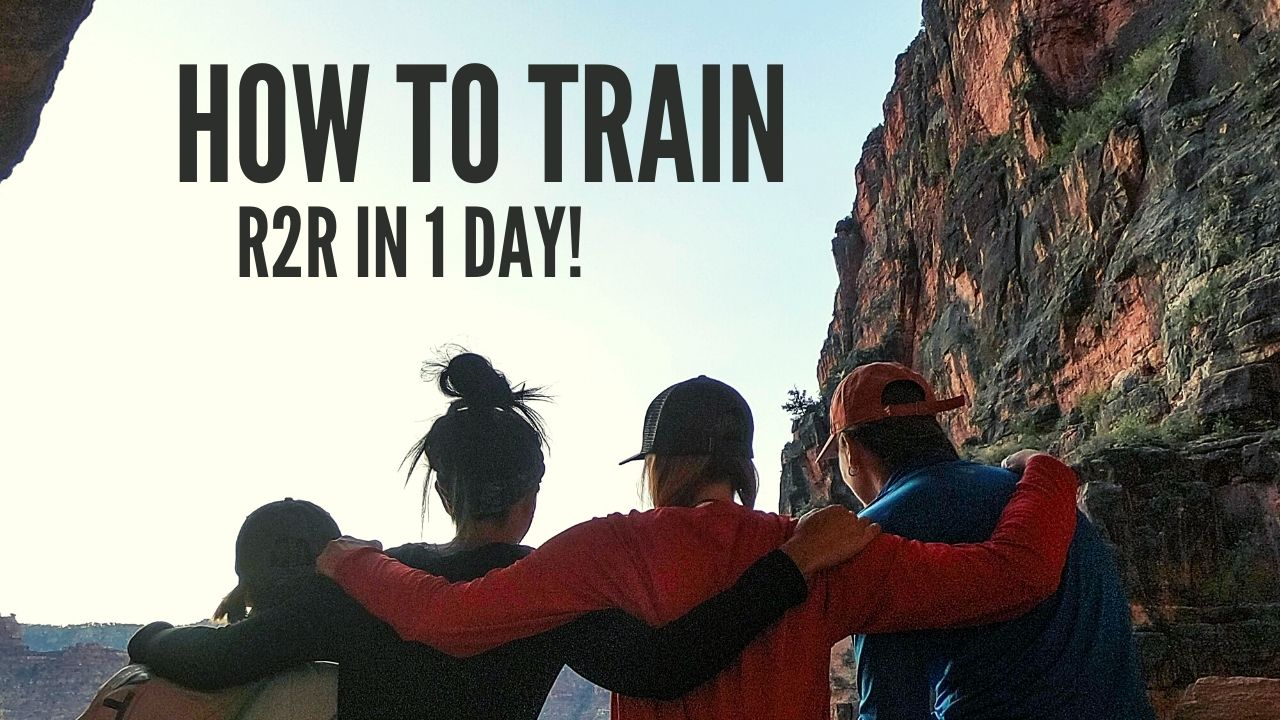 How to Train for Rim to Rim Hike 1 Day Grand Canyon - 4 Methods, 4 Results North Kaibab Bright Angel